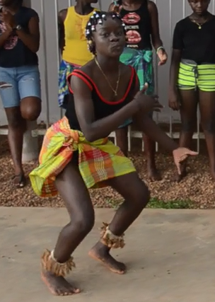 La danse traditionnelle Awasa